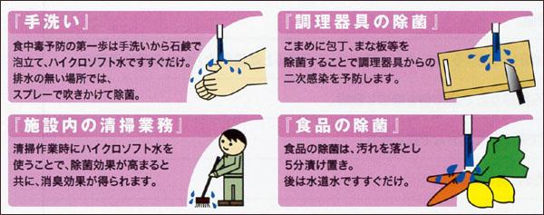 ノロウイルス対策 安全と殺菌 札幌 外食ビジネス専門家 有限会社ファインド 太田耕平