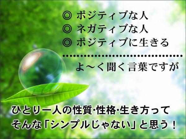 ポジティブ ネガティブ 札幌 外食ビジネス専門家 有限会社ファインド 太田耕平