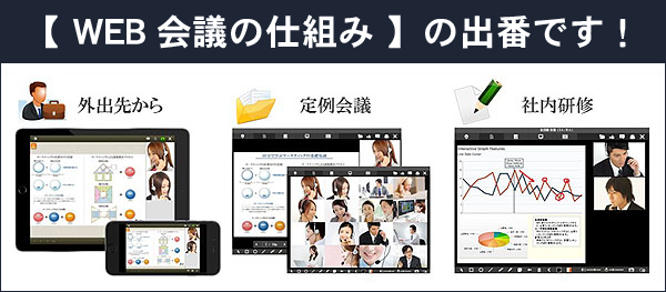 WEB会議の仕組み 札幌 外食ビジネス専門家 有限会社ファインド 太田耕平