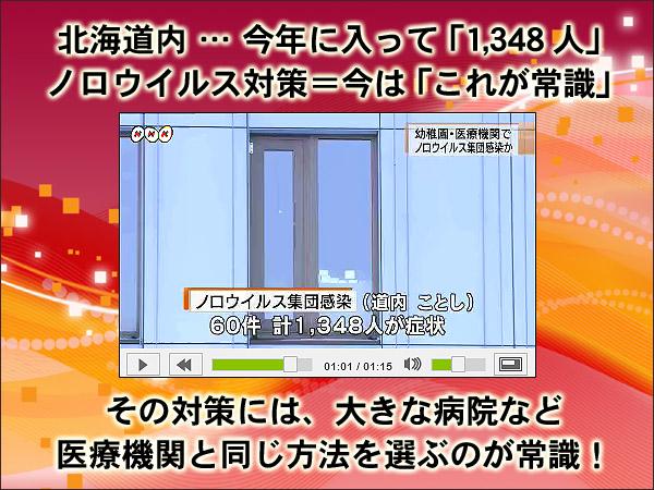 ノロウイルス対策 食ビジネス専門家 ファインド 札幌 太田耕平