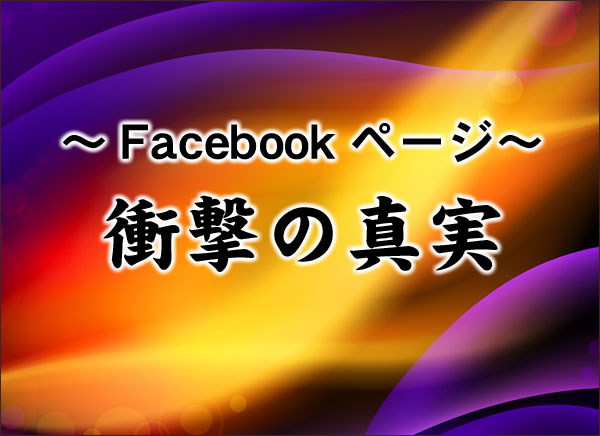 FBページ衝撃の真実 フードビジネス 専門家 研究所 ファインド 札幌 太田耕平