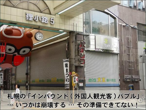 札幌インバウンドバブル フードビジネス 専門家 研究所 ファインド 札幌 太田耕平
