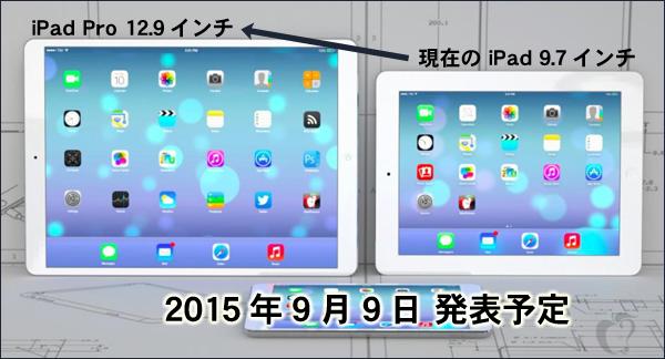 iPad Pro 発表予定 フードビジネス 専門家 研究所 ファインド 札幌 太田耕平