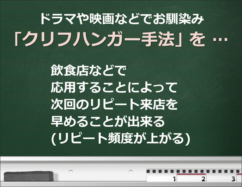 クリフハンガー手法 フードビジネス 専門家 研究所 ファインド 札幌 太田耕平